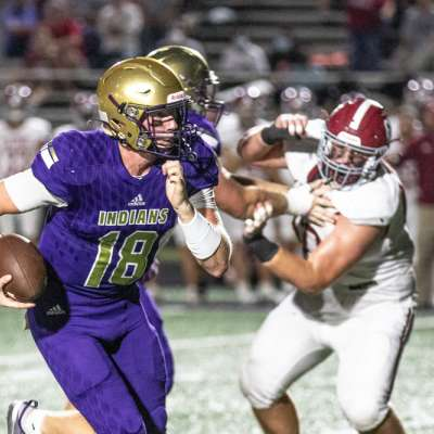 High flying Indians defeat Northgate