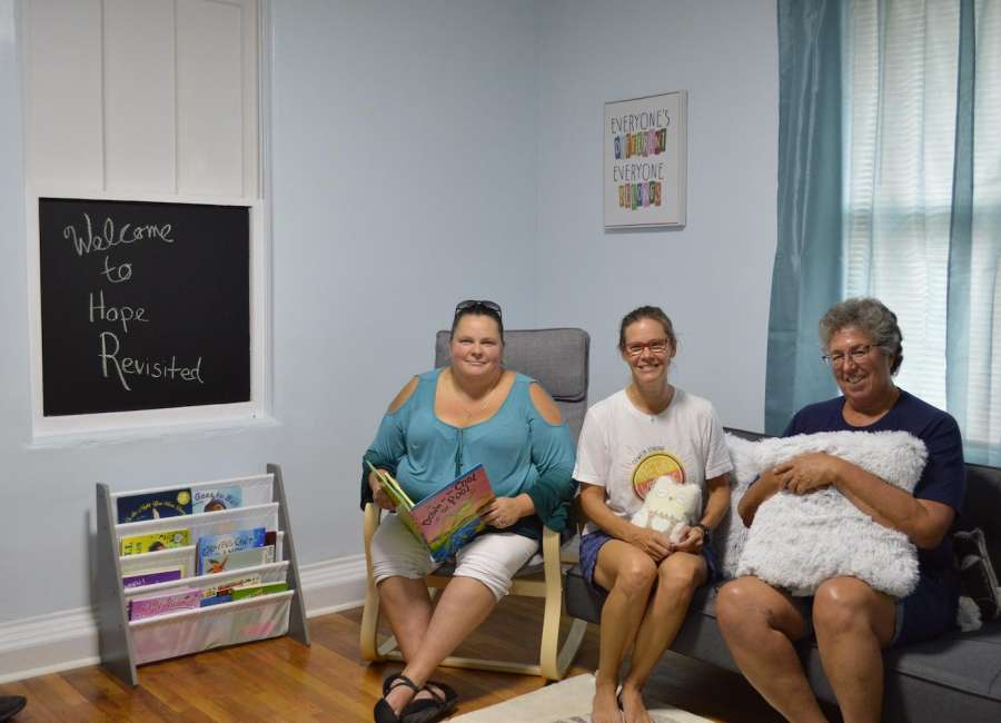 Hope Revisited center almost ready; open house is Saturday