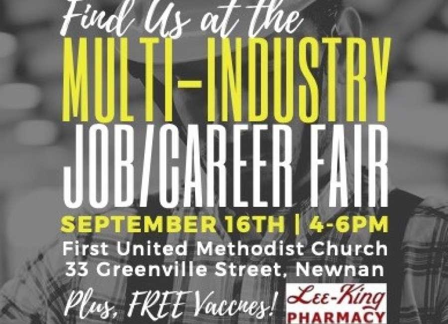 Job fair scheduled for Thursday