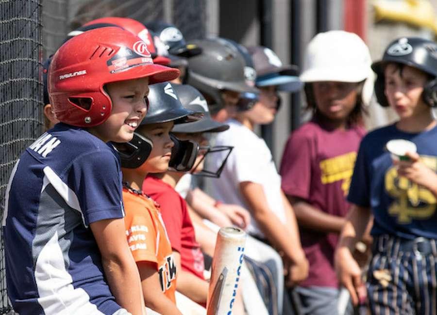Junior Vikings invade Hamilton Field