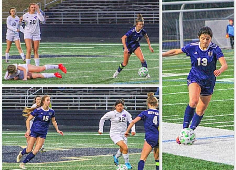 Lady Cougars blank Chapel Hill in soccer