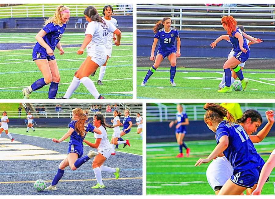 Lady Cougars soccer continues to roll