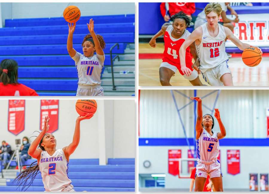 Lady Hawks dominate in win over Pacelli