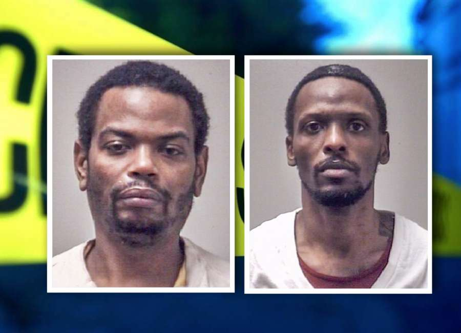 Lee King burglary suspects in custody