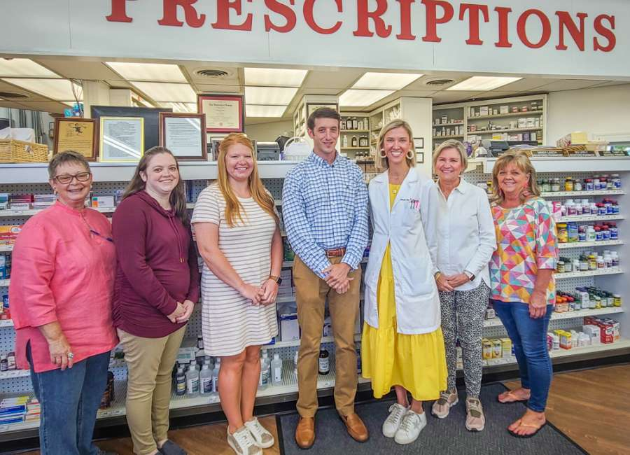 Lee-King Pharmacy combines modern convenience, old-fashioned service