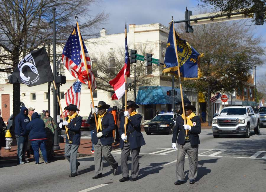 Local Buffalo Soldiers remember and serve