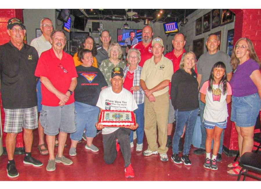 Local members celebrate VFW's 122nd birthday