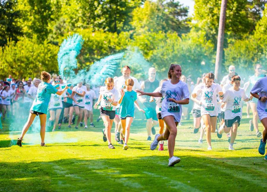 Local nonprofit raises money for ovarian cancer research and awareness