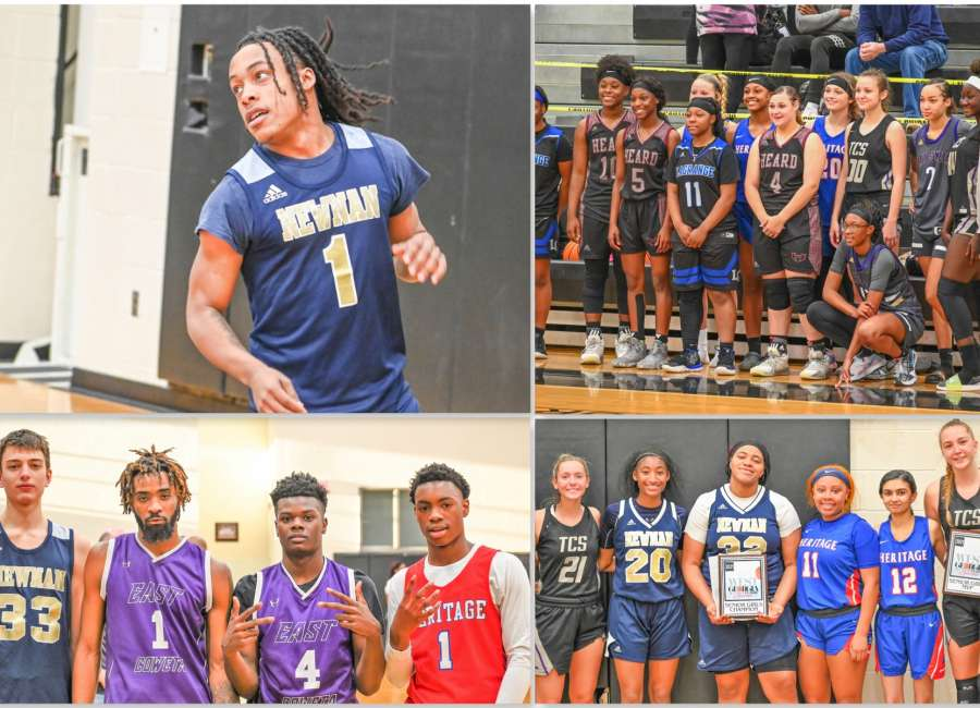 Local players shine in the West Georgia All-Star game