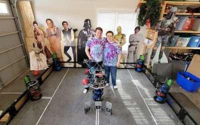 Local robotics team qualifies for world championship