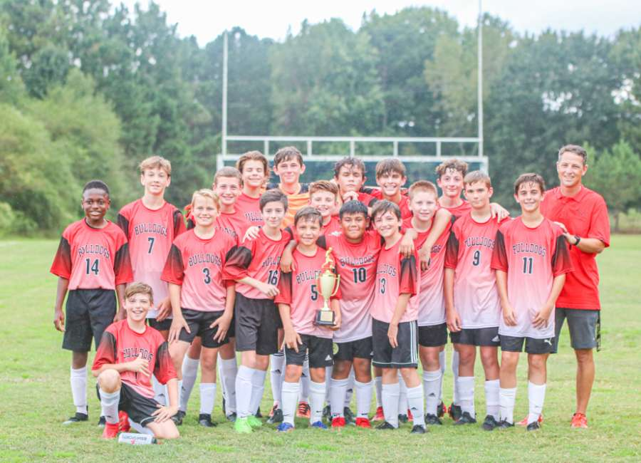 Madras and Blake Bass claim middle school soccer championships