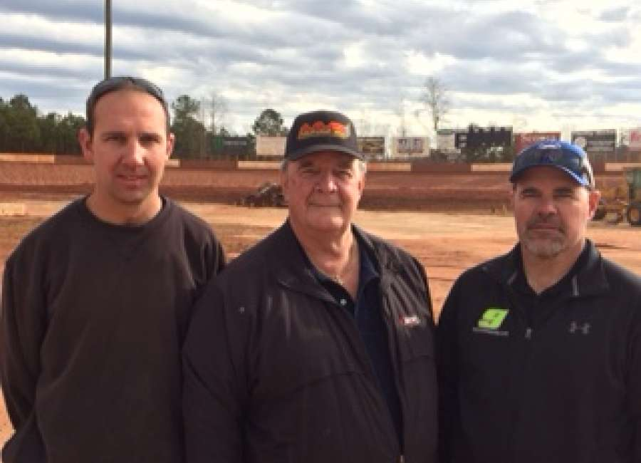 Massey and Stevens out as promoters at Senoia Raceway