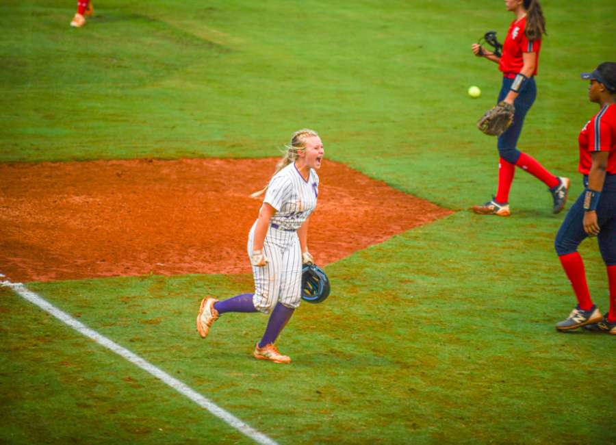 More heroics from Harrison as Trinity Christian wins in walk-off