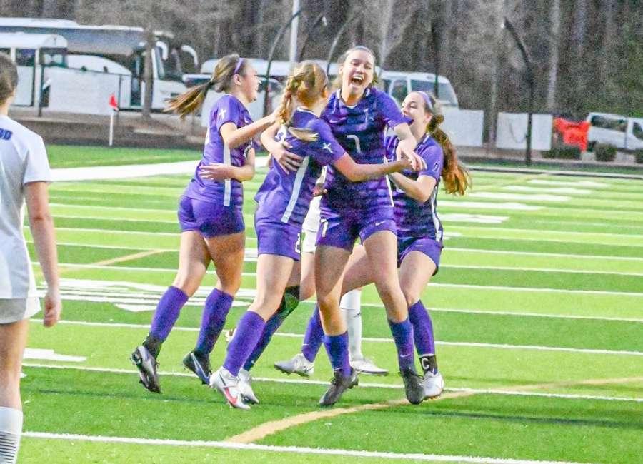 Multi-sport star Settle leads Trinity Christian soccer to win