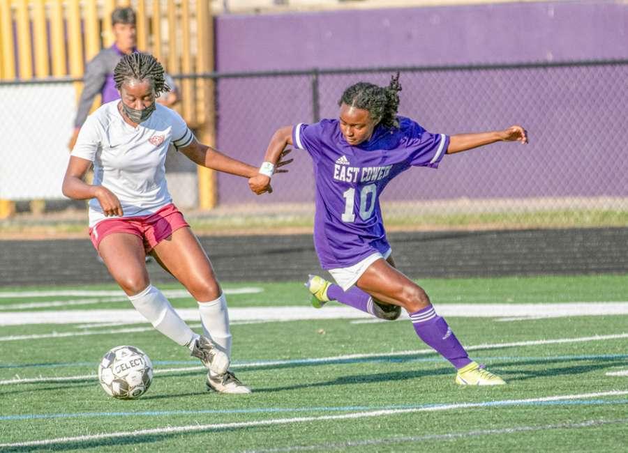 Multi-sport Student-Athlete M.J. Pitt named All-Region Soccer
