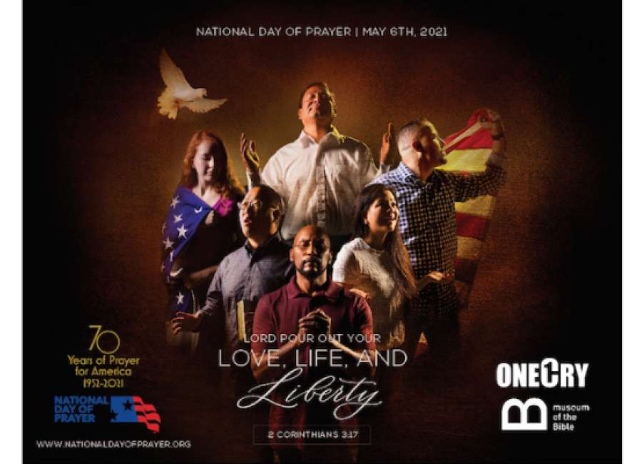 National Day of Prayer observed May 6