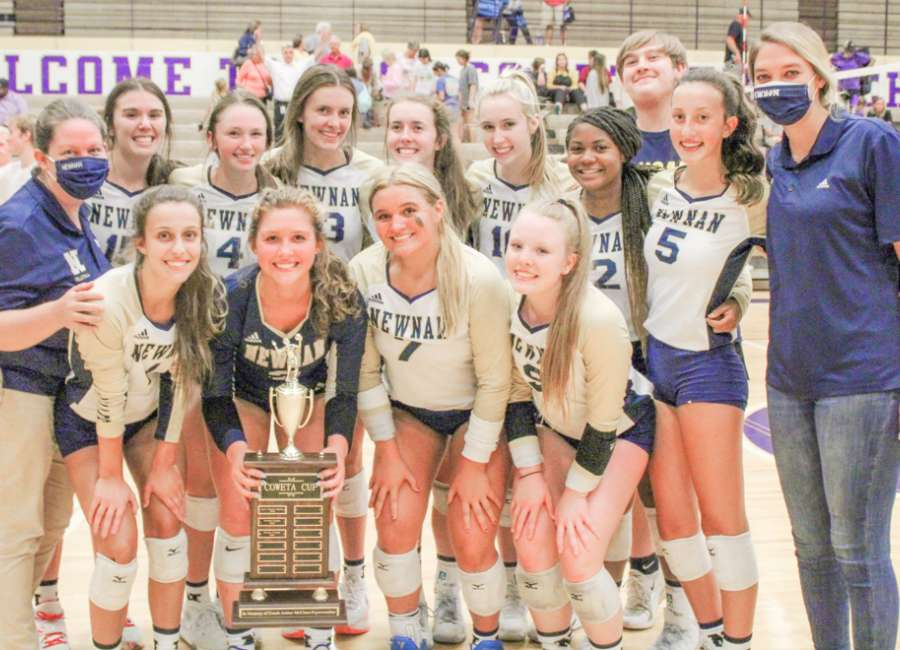 Newnan claims another Coweta Cup