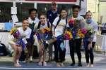 Newnan Cougars gymnastics team win inaugural Coweta Cup