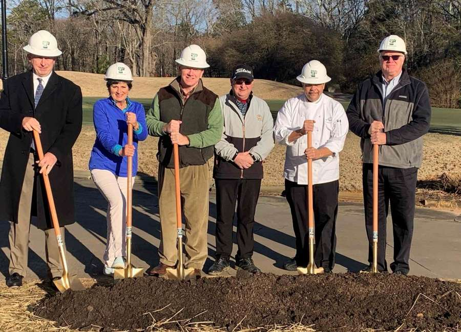 Newnan Country Club renovation, expansion underway