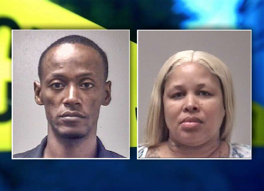 Newnan couple charged with trafficking meth