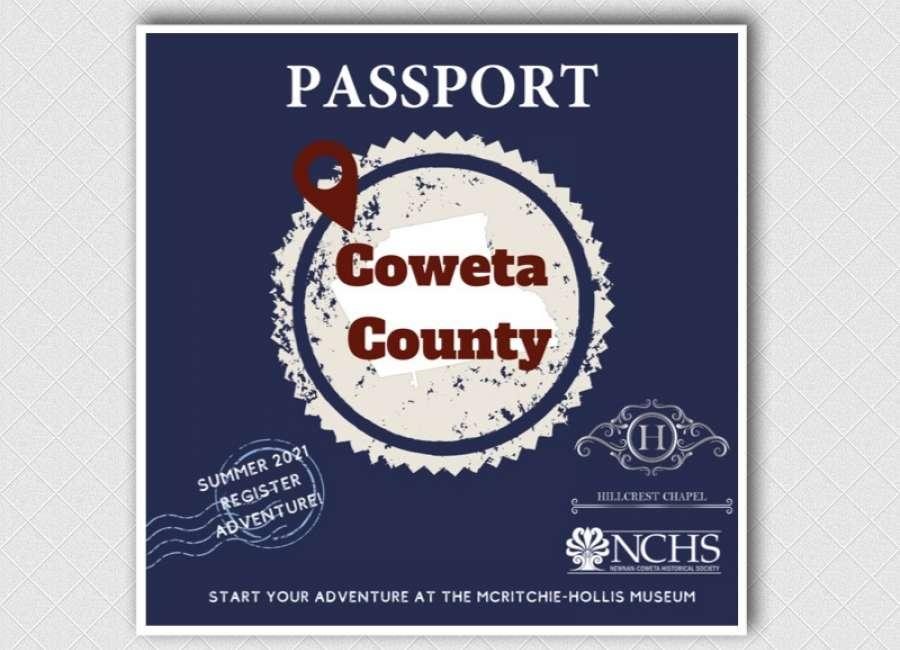 "Newnan-Coweta Historical Society to host Third Annual ""Passport to Coweta County"" summer program"