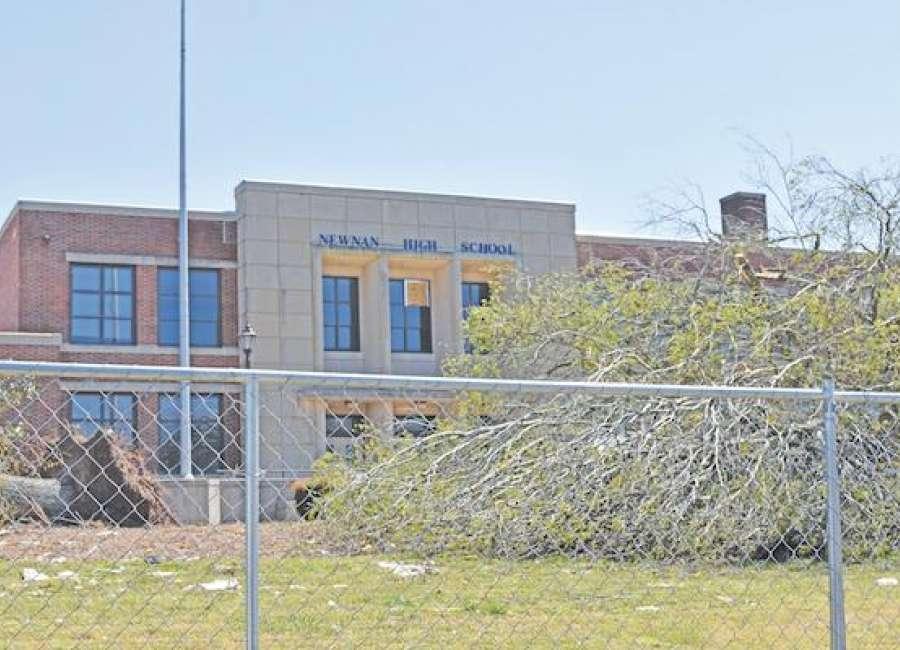 Newnan High, Atkinson students will head back to tornado-damaged campuses