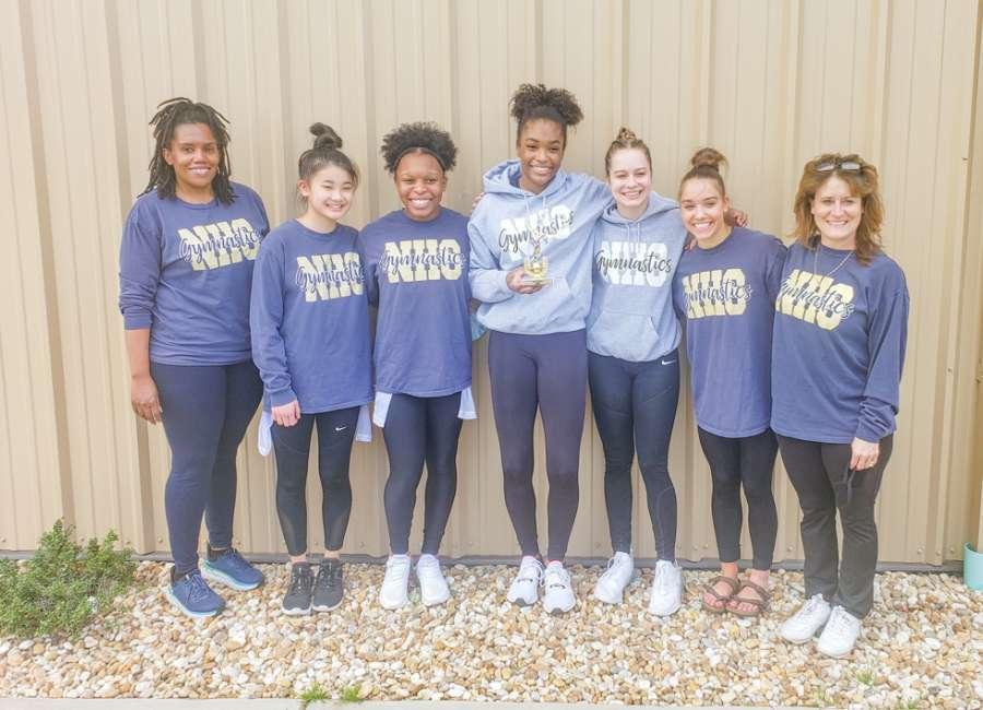 Newnan High Gymnastics ranked #1 in state