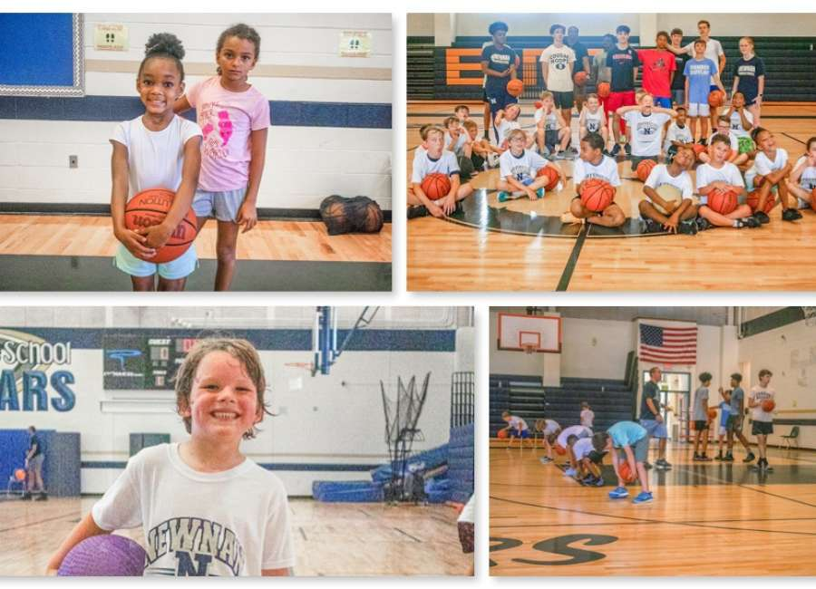 Newnan Hoops gives back to the community