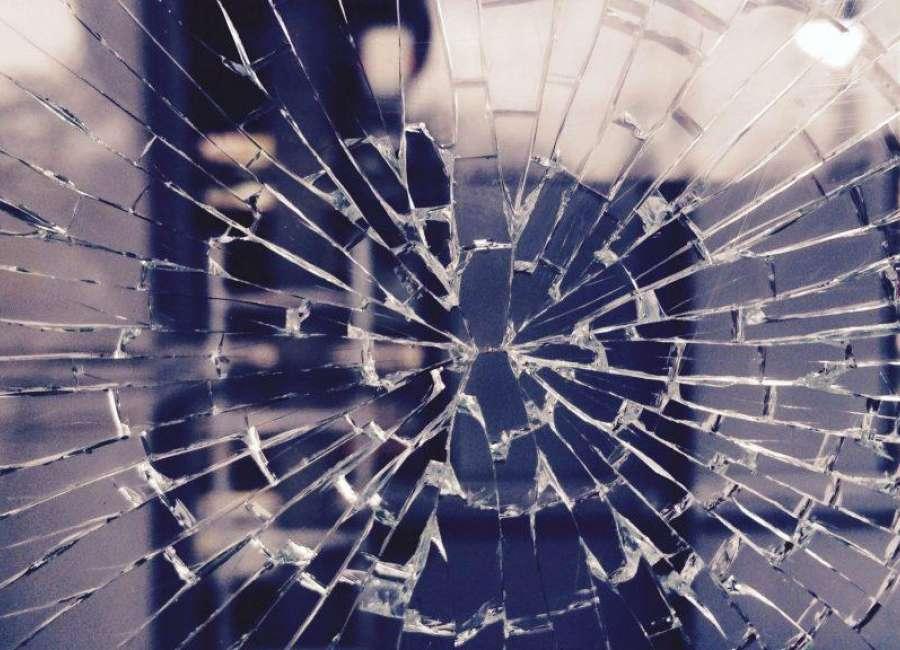 Newnan man charged after Ashley Park vandalism spree