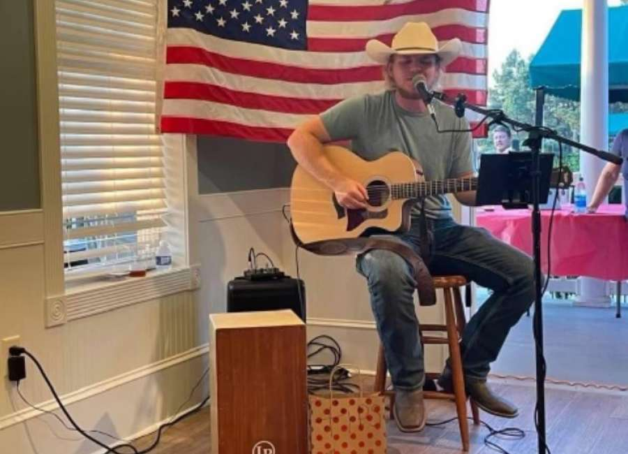 Newnan musician receives special message from Alan Jackson