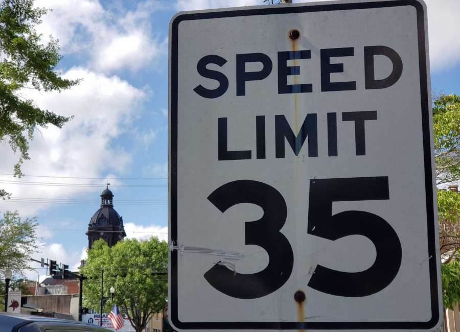 Newnan recommends downtown speed limit reduction