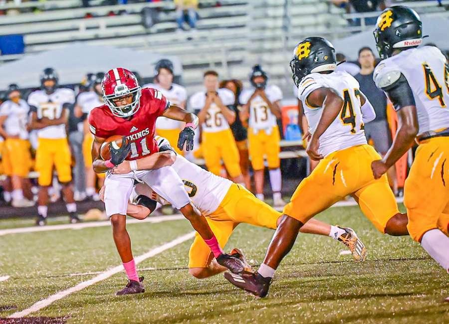 Northgate falls to Harris County