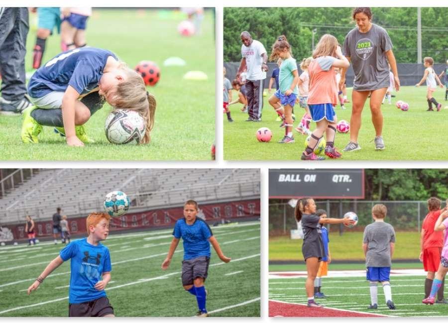 Northgate hosts junior soccer camp