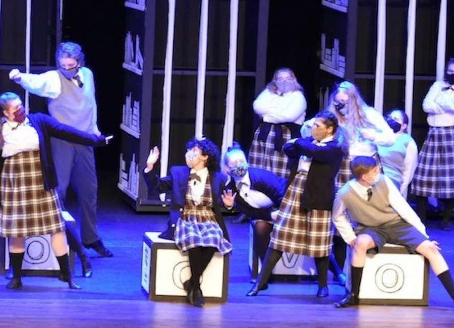 Northgate waltzes 'Matilda' to Region 2-5A title
