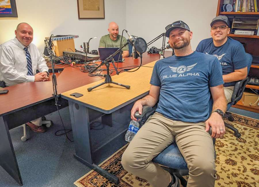 NTH Podcasts: Kurt Sills and Jesse Frei of Blue Alpha