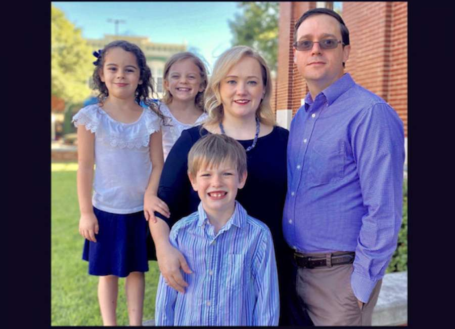 Online auction to help with family's adoption costs