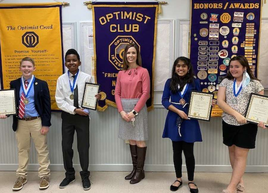 Oratorical Contest gives Madras students chance to shine