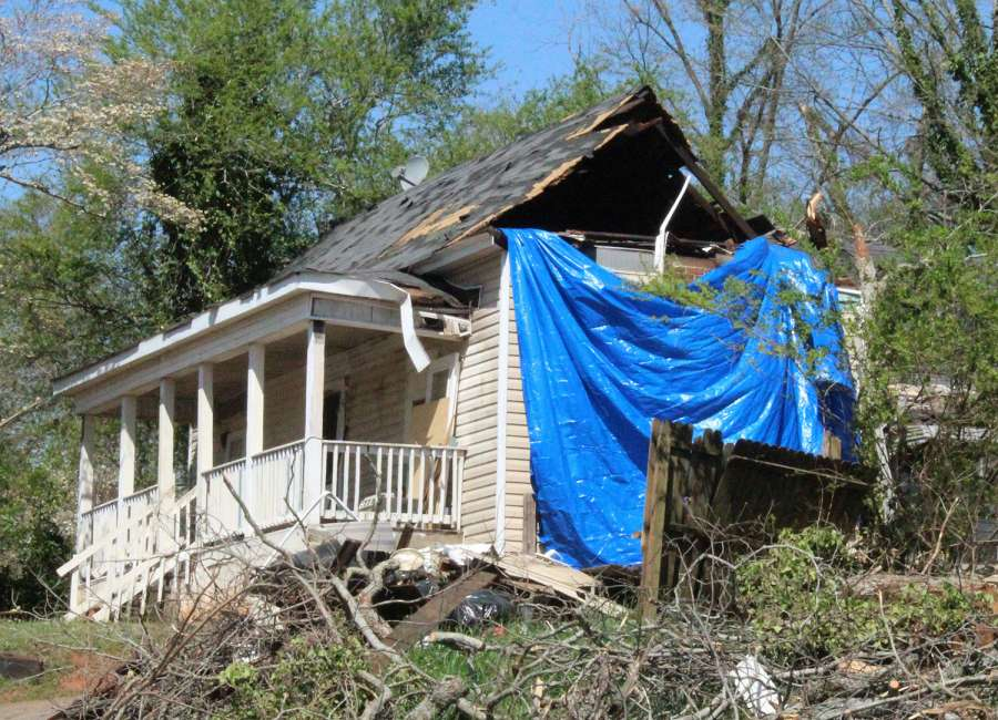 Over 1,700 homes impacted by March 26 tornado
