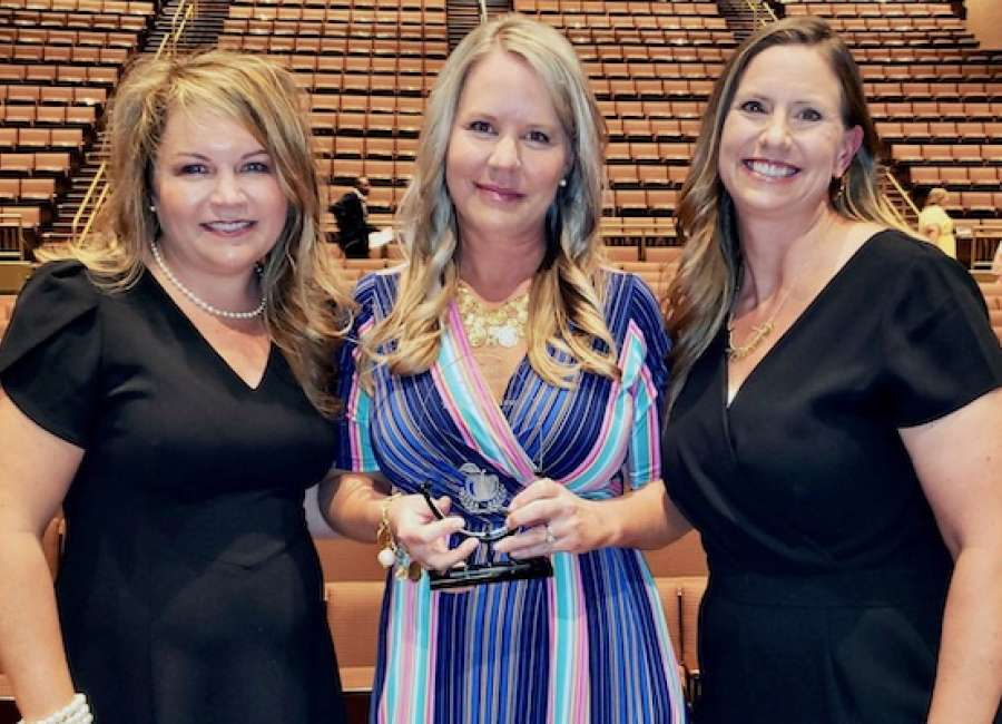 Perry named Coweta County Teacher of the Year