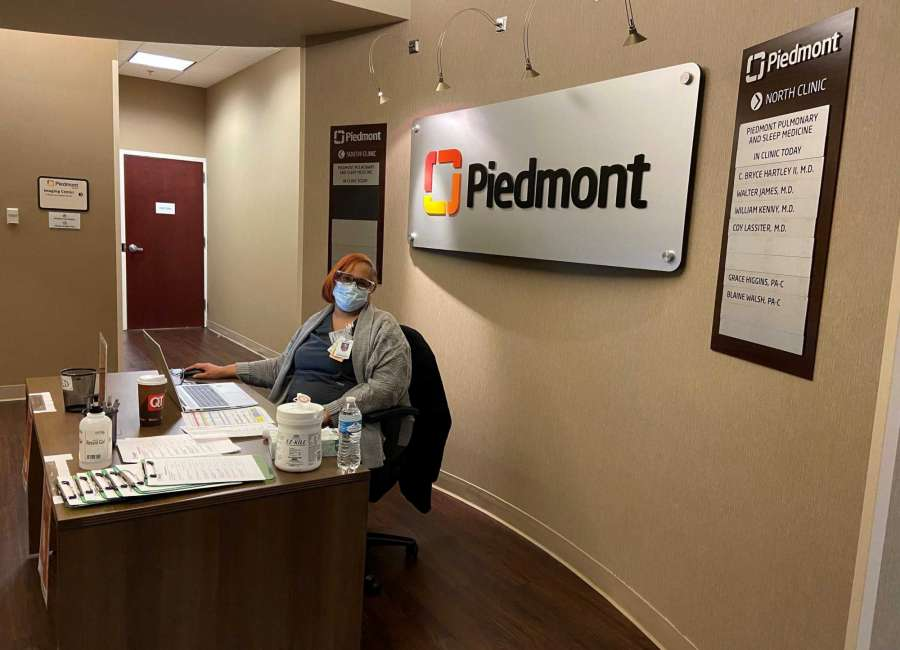 Piedmont division opens COVID-19 recovery clinic