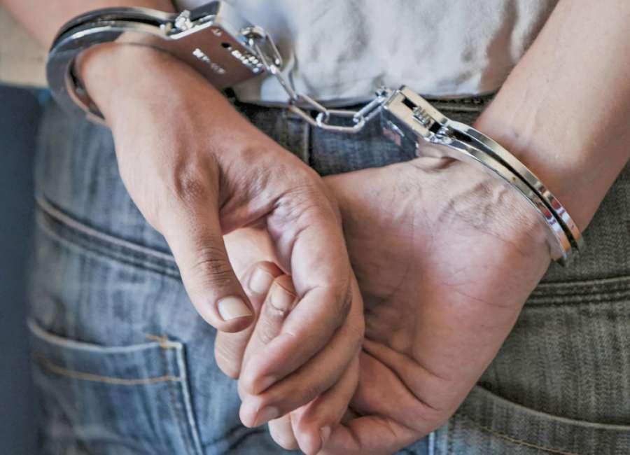 'Possessed' suspect captured on Lakeside Way