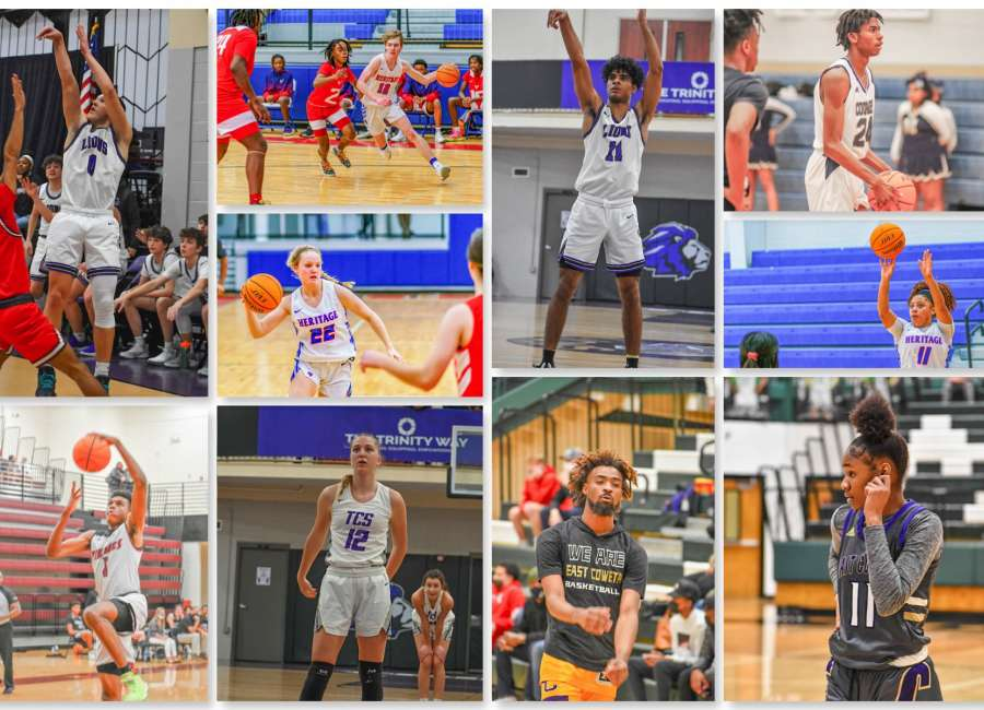 Postseason recognition plentiful for local hoopsters