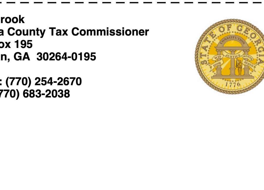 Property tax bills sent; due Dec. 1
