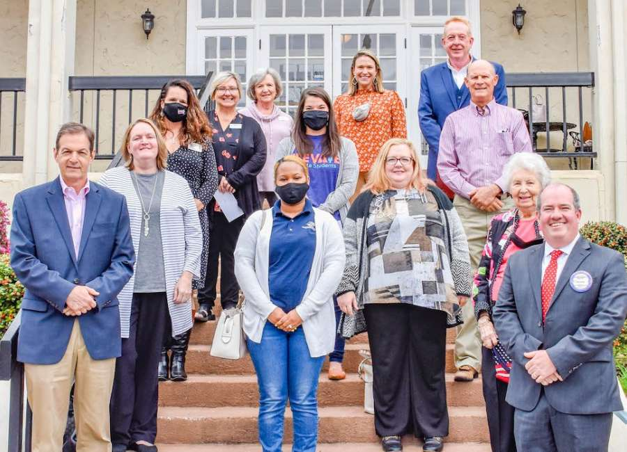 Rotary distributes over $10k in community grants