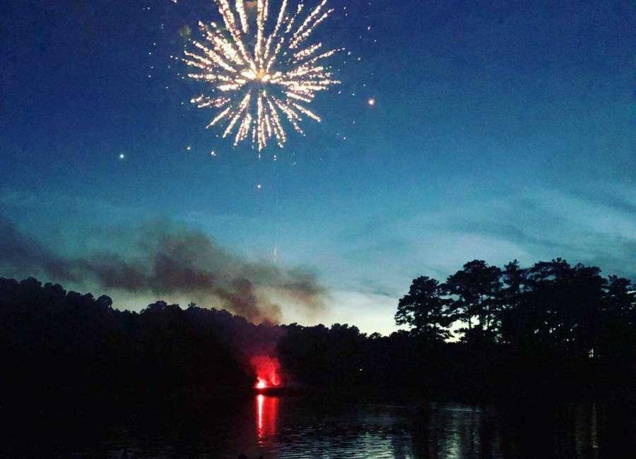 Reminder: Senoia fireworks set for Saturday