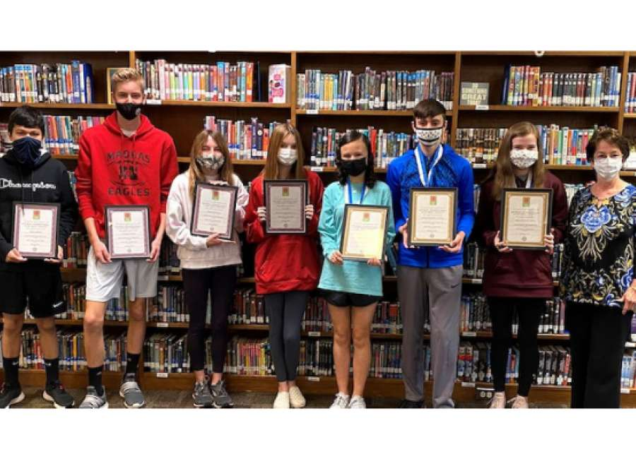 Senoia Optimist Club conducts essay contest