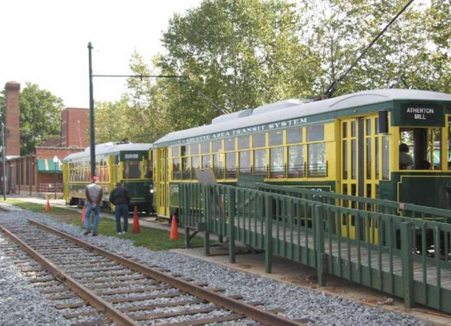 Senoia-to-Newnan rail trolley proposed