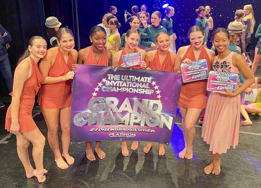 Sharpsburg Dance Team wins invitationals