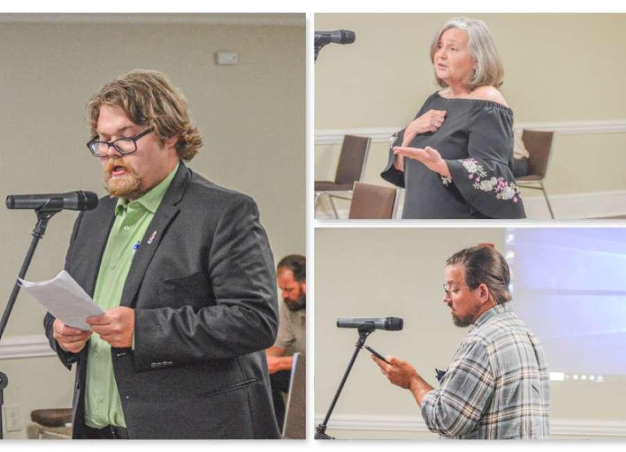 Speakers address 'constitutional sanctuary' proposal