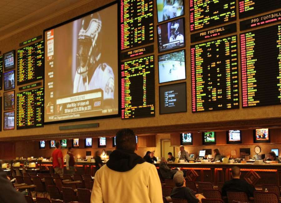 Sports betting bill introduced in General Assembly